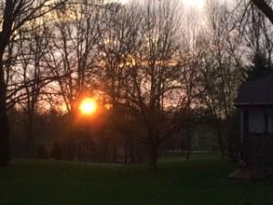 blog image -sunrise