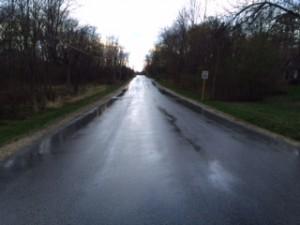 blog image - wet street