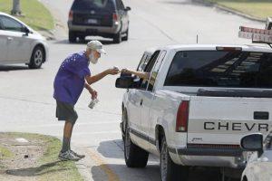 blog image - panhandling